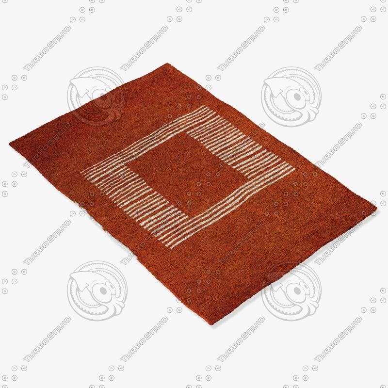 3d sartory rugs nc-412 model