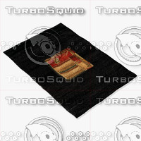 sartory rugs nc-422 3d model