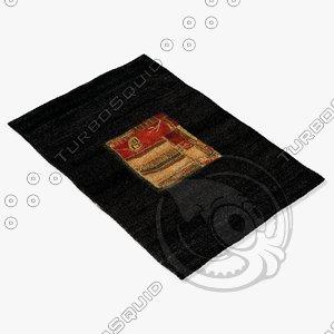 sartory rugs nc-422 3d model