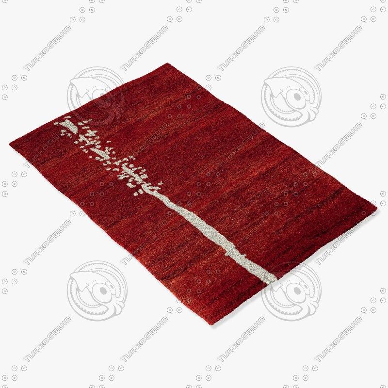 sartory rugs nc-432 3d model