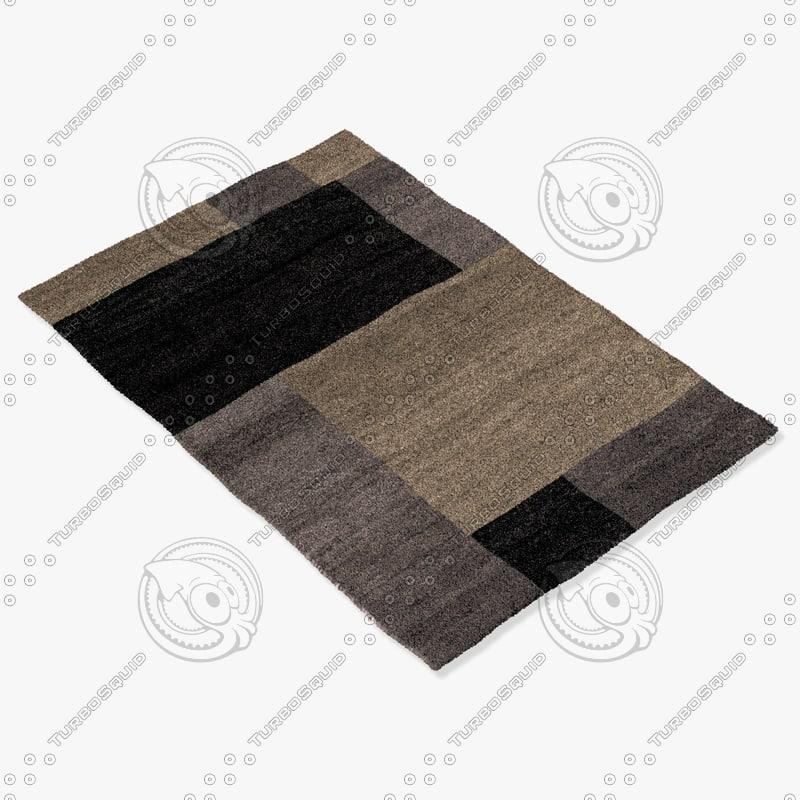 3d sartory rugs nc-438 model