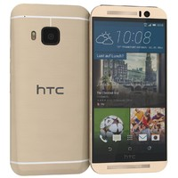 HTC One M9 Amber Gold