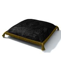 cushion 3d lwo