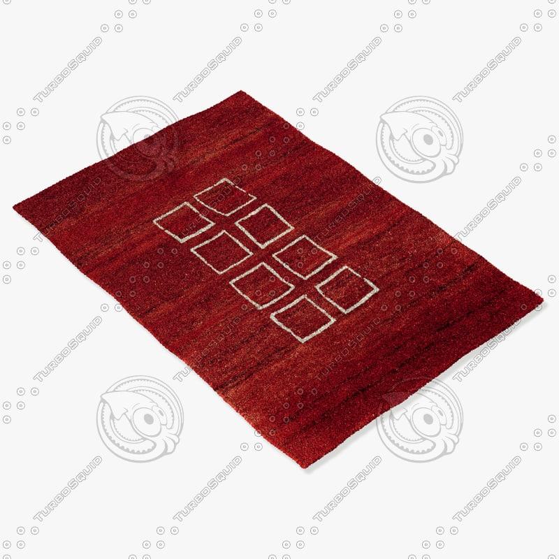 3ds max sartory rugs nc-450
