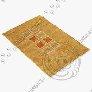 3d sartory rugs nc-452 model