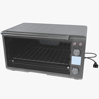 toaster oven 3d 3ds