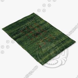 3ds max sartory rugs nc-456