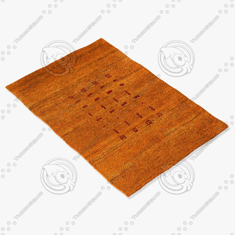 sartory rugs nc-462 3d 3ds