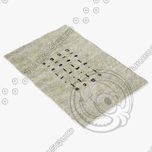3d model sartory rugs nc-464