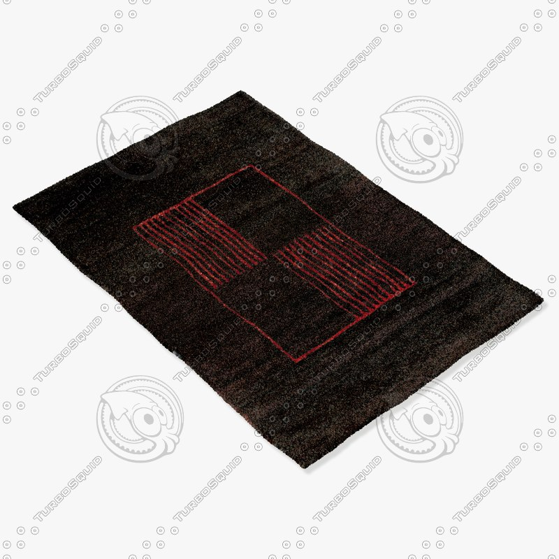 3d obj sartory rugs nc-470