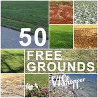 50 Free VIShopper Grounds