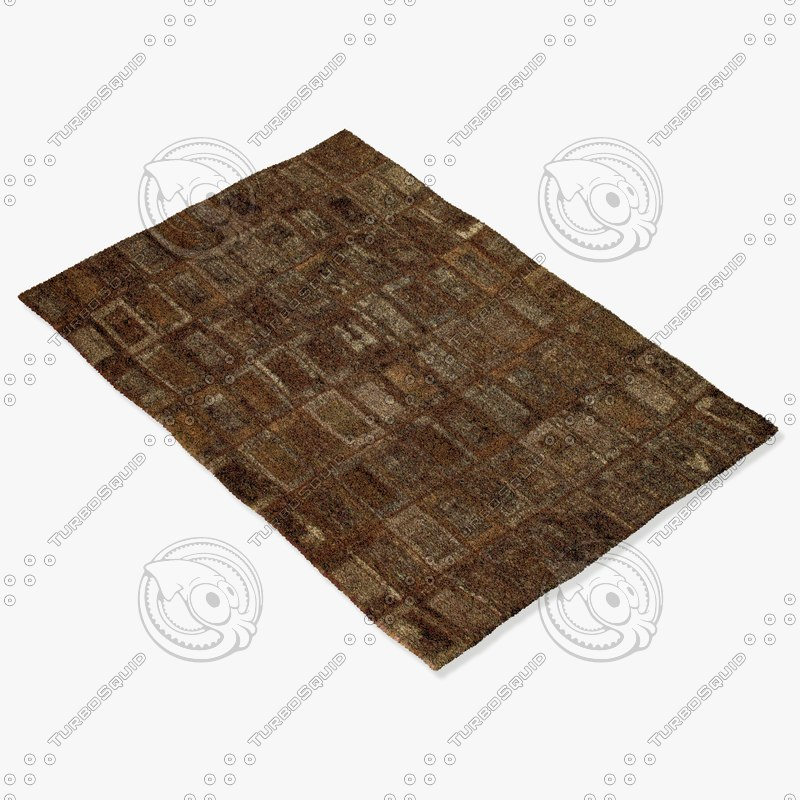 3d model sartory rugs nc-488
