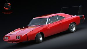 max dodge charger daytona 1969