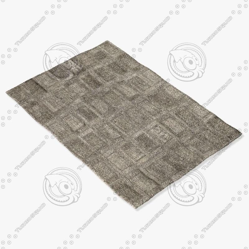 3ds max sartory rugs nc-494
