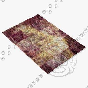 3d model sartory rugs nc-504