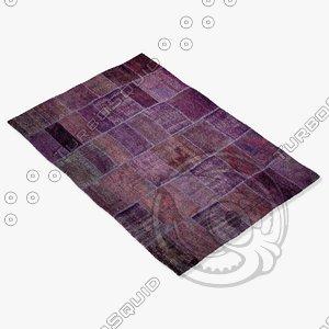 3d sartory rugs nc-506 model