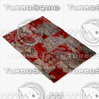 3d model of sartory rugs nc-526