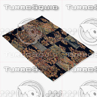 3ds max sartory rugs nc-530
