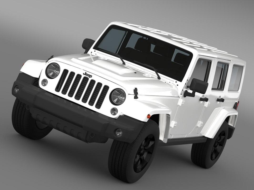 max jeep wrangler black edition