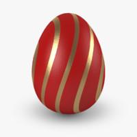 3d model easter eggs v4