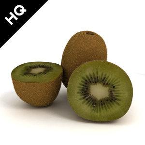 3d max kiwi