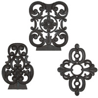 Carved Key Tops