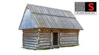 Medieval house cottage