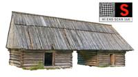 Cabin barn