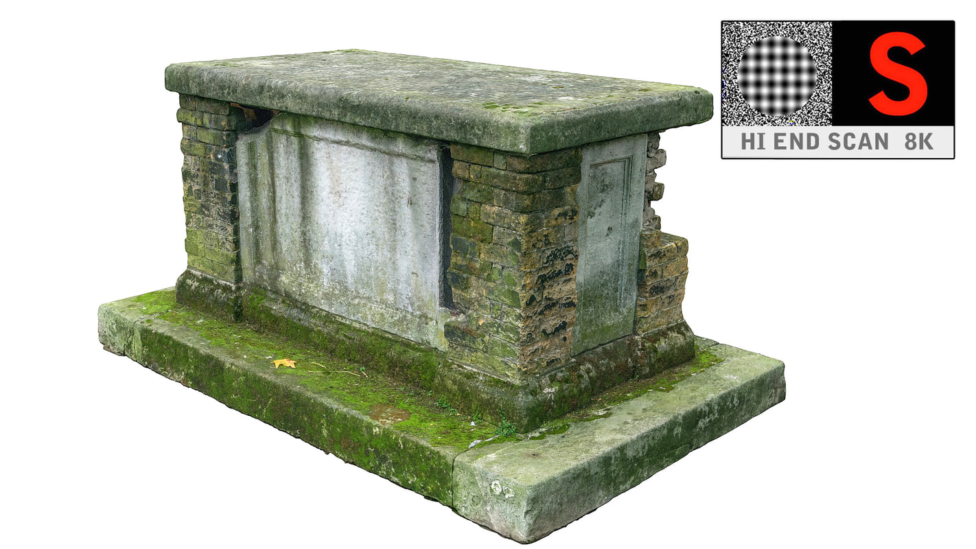 max real tomb scan hd