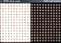 HDR Light LED Rectangular 2
