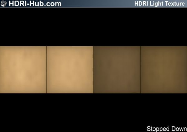 HDR Light Large Panel