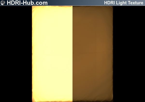 HDR Light Softkey Rectangular