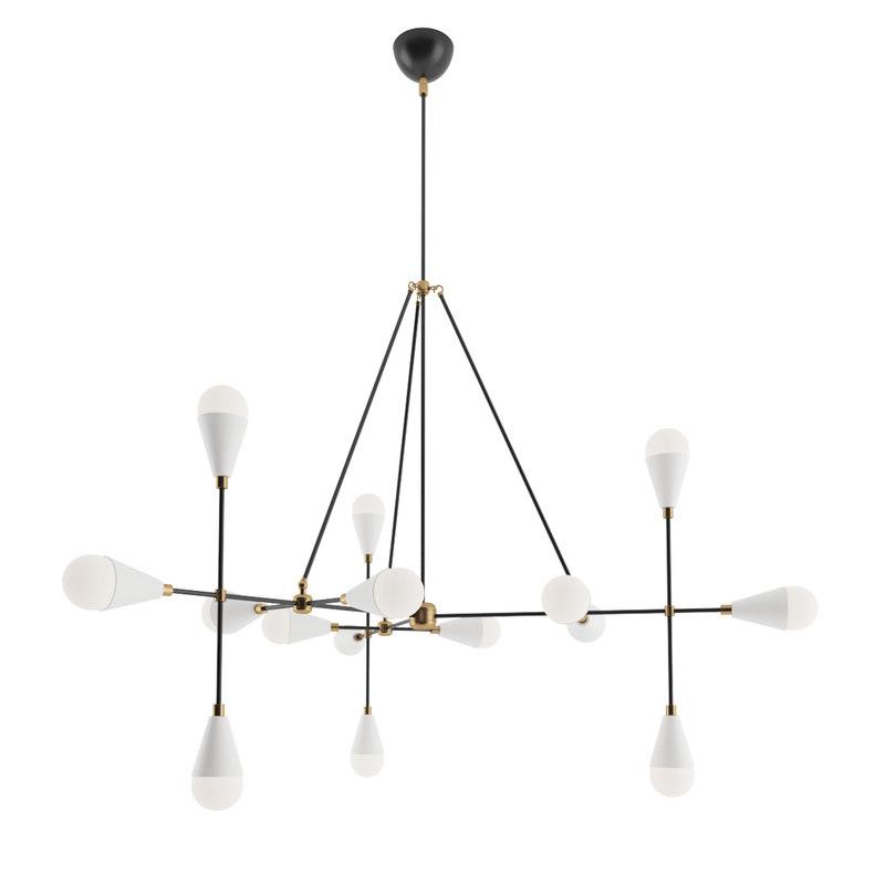 3d model of apparatus triad ceiling 15