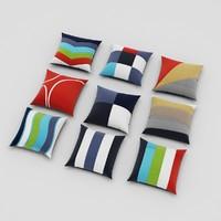 pillows 61 3d model