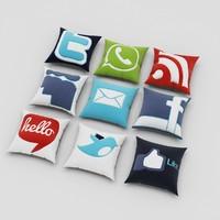 3d pillows 59 model