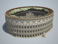 Colosseum New Undamaged