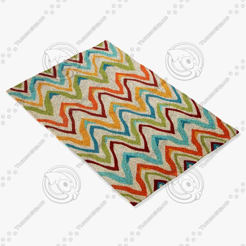 jaipur rugs ci18 3d 3ds