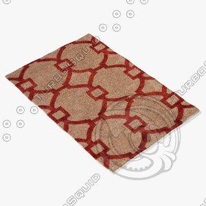 3dsmax jaipur rugs ct05
