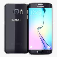 3d 3ds samsung galaxy s6 edge
