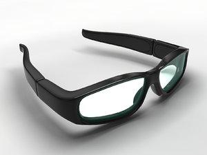 free max mode glasses eyeglasses eye