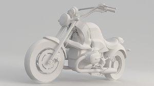 motorcycle r c model