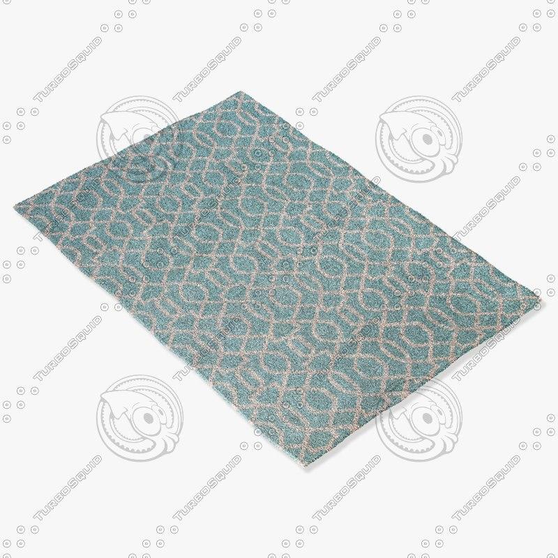 3dsmax jaipur rugs ct39