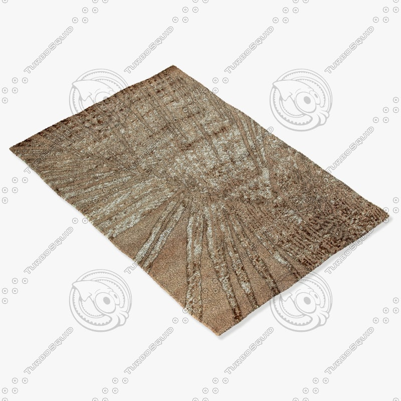 3d jaipur rugs dt03 model