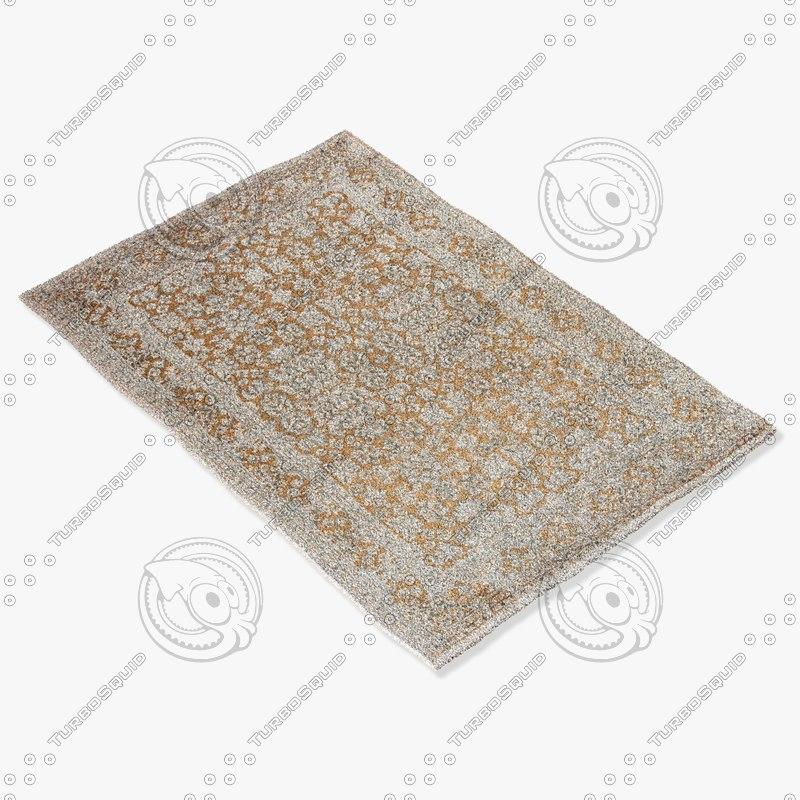 jaipur rugs fb07 3d 3ds