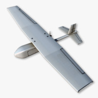 small unmanned air vehicle 3d model