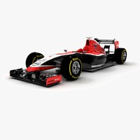 marussia mr03 2014 max
