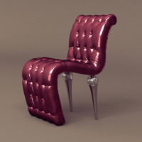 3ds max jumbo cloe chair passion