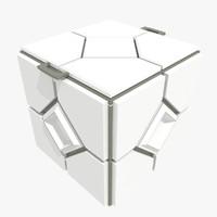 container box 3d max