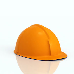 3ds max construction helmet helm