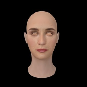 3ds max woman age